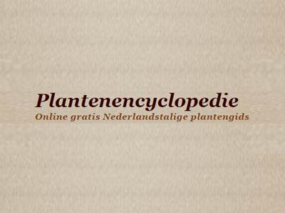 Planten encyclopedie